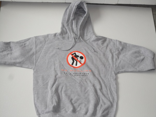 No Hurling Sweatshirt