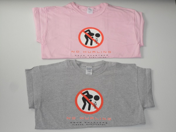 No Hurling T-Shirt